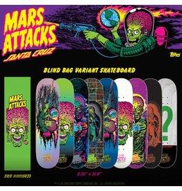 Southside Santa Cruz Deck Mars Attacks