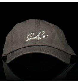 Southside Southside Hat Script Cool Grey