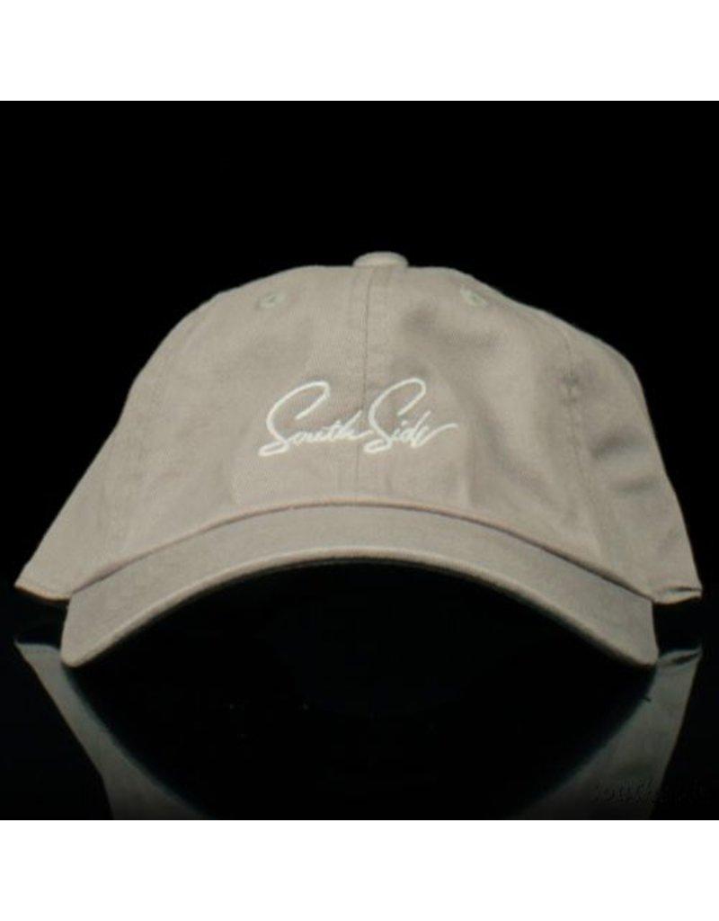 Southside Southside Hat Script Grey