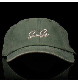 Southside Southside Hat Script Washed Green