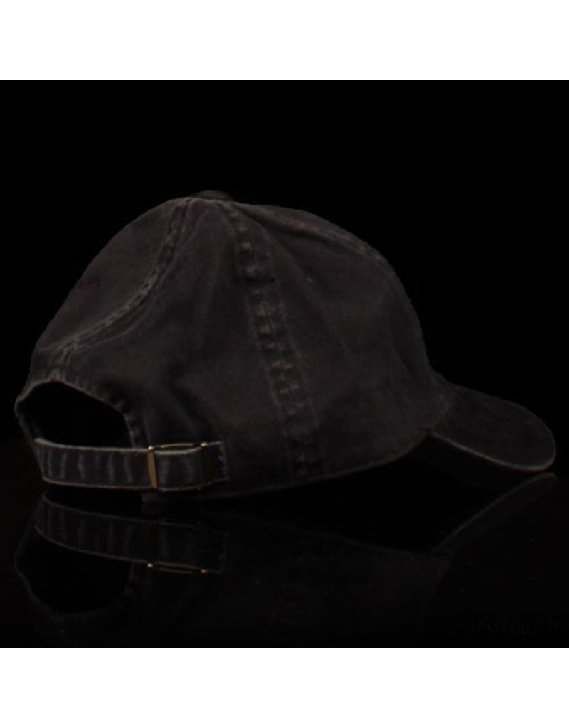 Southside Southside Hat Script Washed Navy