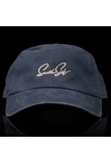 Southside Southside Hat Script Washed Steel Blue