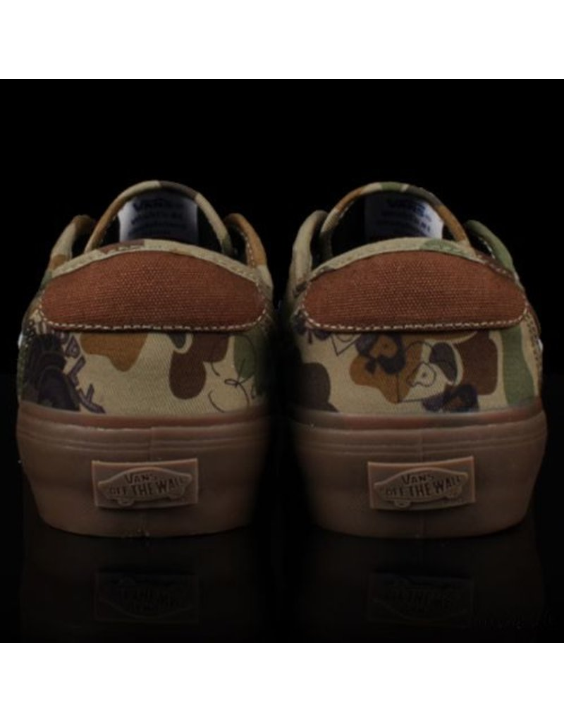 VANS Vans Chima Pro 2 x SUPPLY Camo