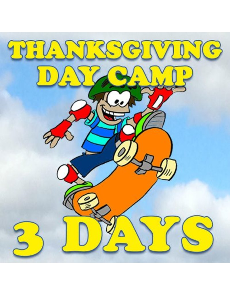 Southside 3 Days Thanksgiving Day Camp