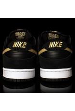 Nike Nike SB Dunk Low Black Metallic Gold Ice