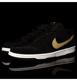 Nike Nike SB Dunk Low Black Metallic Gold Ice