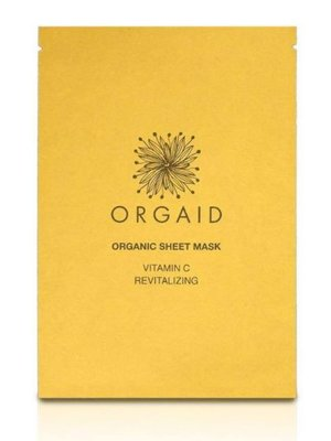 Orgaid Orgaid Vitamin C & Revitalizing Sheet Mask