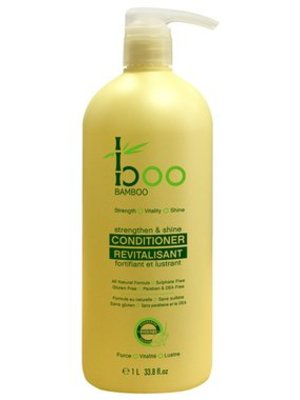 Boo Bamboo Strength & Shine Conditioner
