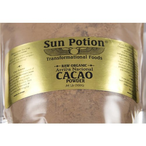 Sun Potion Raw Cacao Powder