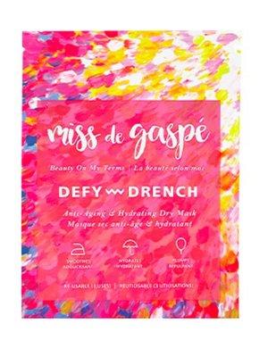 Miss De Gaspé Defy & Drench Mask