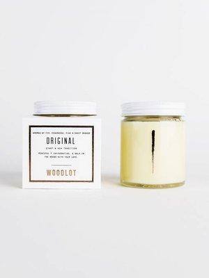Woodlot 8oz Candle