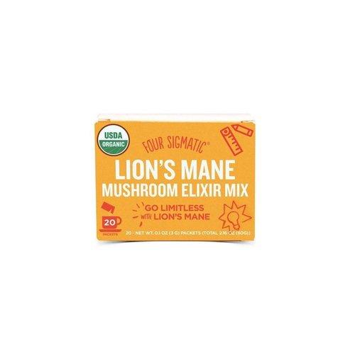 Four Sigmatic Lion's Mane Mushroom Elixir Mix