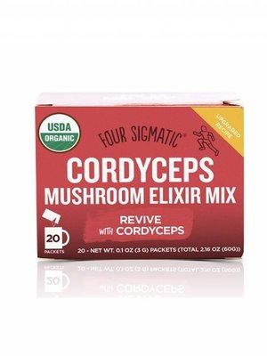 Four Sigmatic Cordyceps Mushroom Elixir Mix