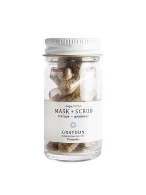 Graydon Superfood Mask + Scrub
