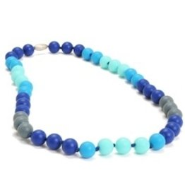 jewelry chewbeads bleecker necklace, turquoise