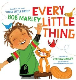 "playtime z every little thing - based on ""three little birds"" by bob marley"