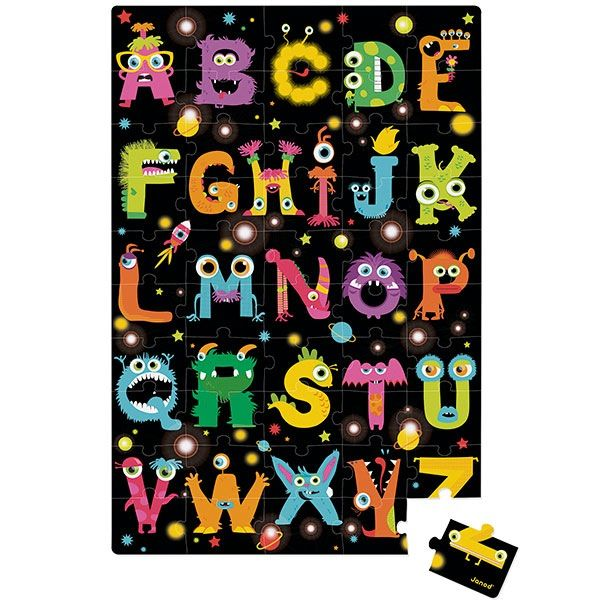 playtime giant abc monsters puzzle