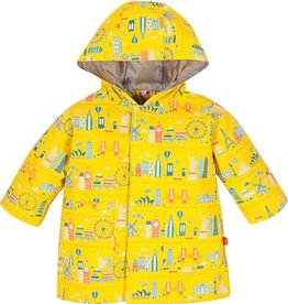 master magnificent baby magnetic raincoat
