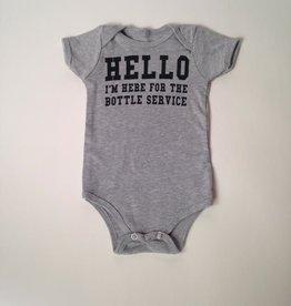 baby P/D bottle service