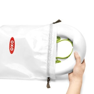 bath oxo tot 2 in 1 Go Potty with travel bag
