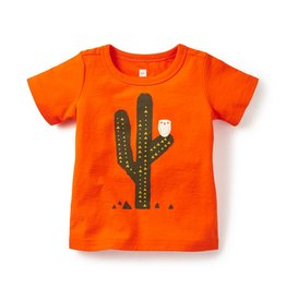 master tea collection buho y cactus graphic tee