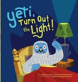 book Yeti, Turn Out the Light