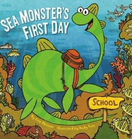 book Sea Monsters First Day