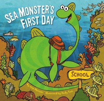 book sea monster's first day