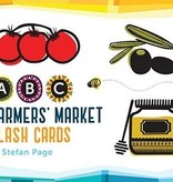 playtime ABC farmers' market flashcards