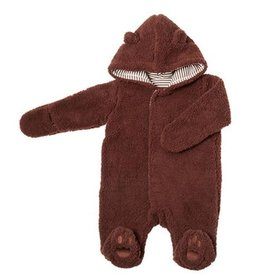master magnificent baby bear footie