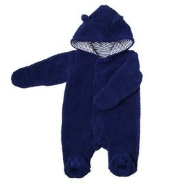 baby boy magnificent baby bear footie