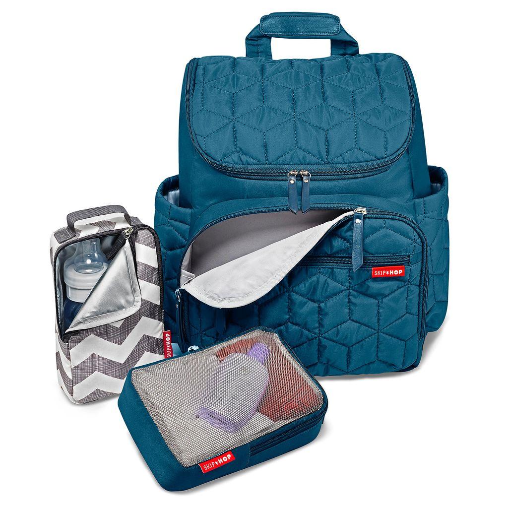 master skip hop forma backpack diaper bag