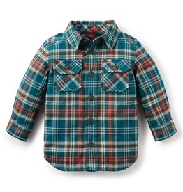 master tea collection luis flannel shirt