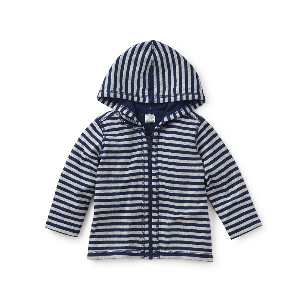 master tea collection, citizen reversible baby hoodie