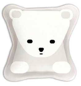 personal care hot/cold pack, polar bear