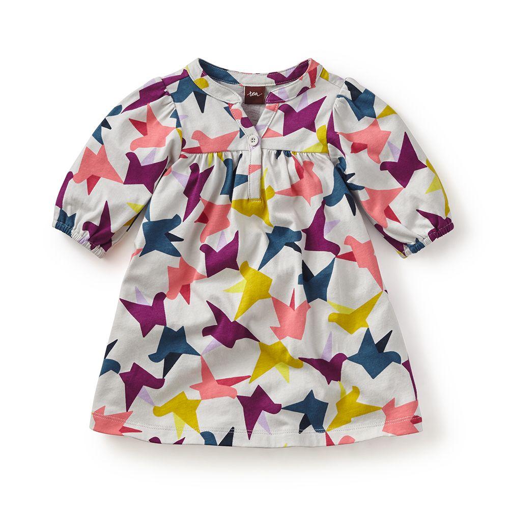 master tea collection, ponti's flight henley baby dress