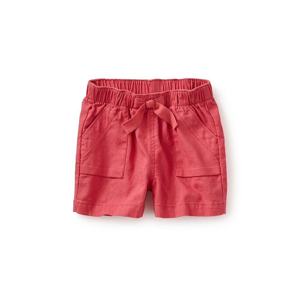master tea collection, short 'n' sweet pull-on shorts