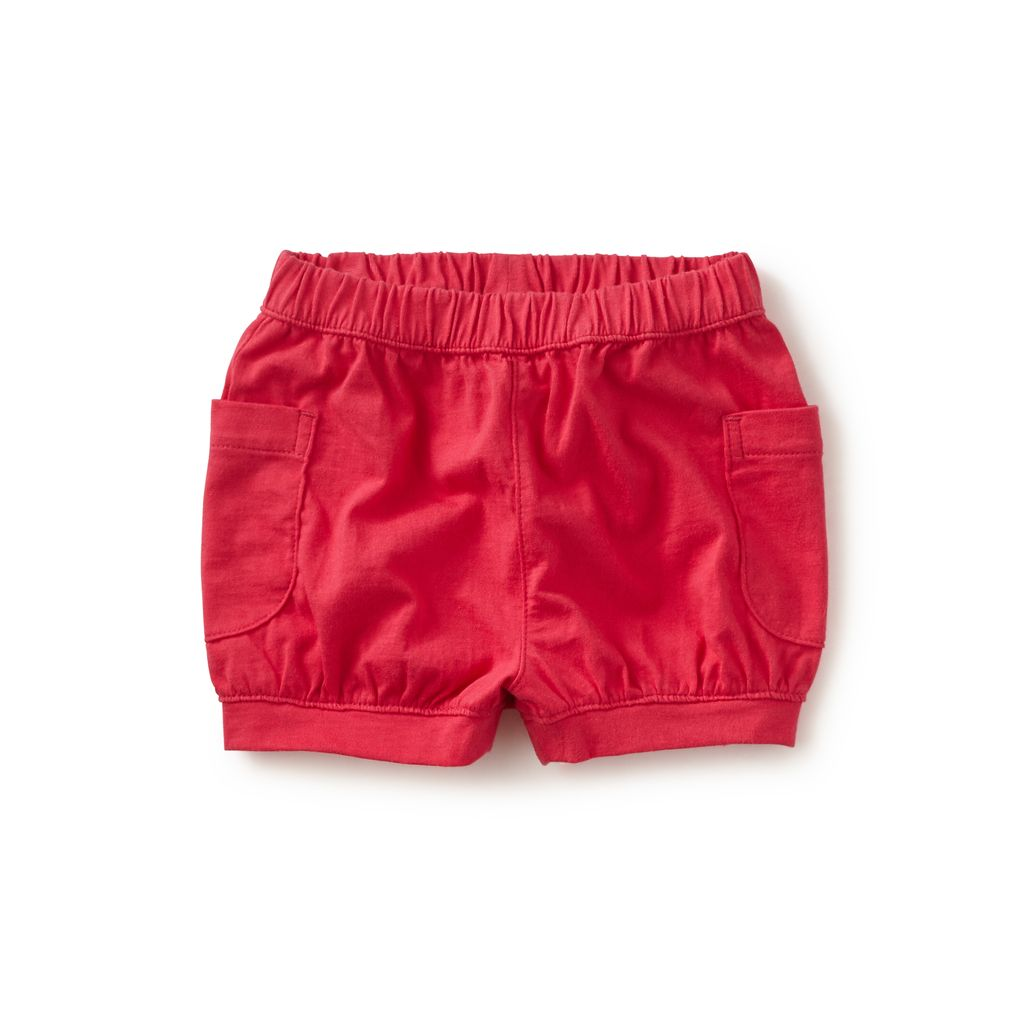 master tea collection solid easy pocket shorts