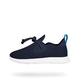 fashion accessory native apollo moc shoes, regatta blue