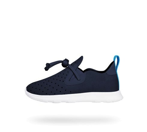 fashion accessory native apollo moc shoes, regatta blue