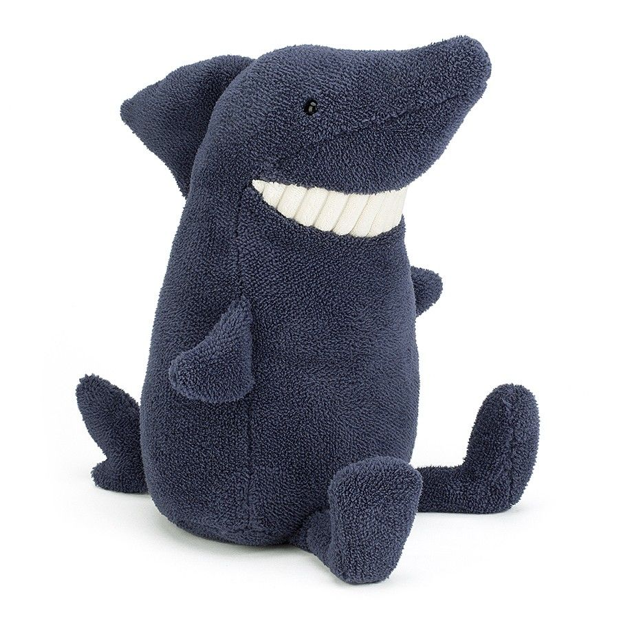 playtime jellycat toothie shark
