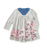 master tea collection hana trapeze baby dress