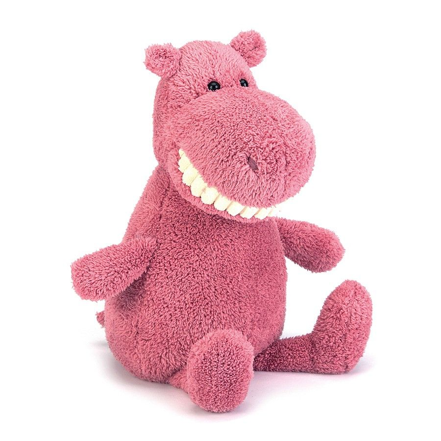 playtime jellycat toothie hippo