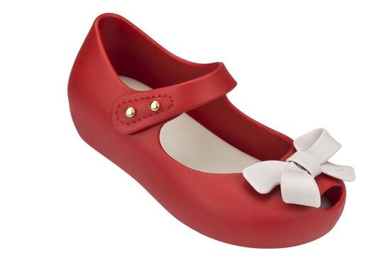 fashion accessory mini melissa ultragirl bow i