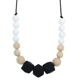 jewelry addison silicone teething necklace
