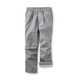 toddler boy tea collection jersey-lined pants