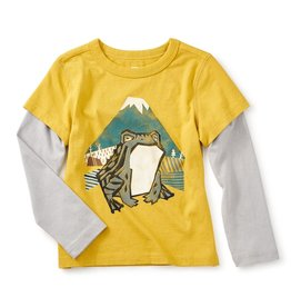 toddler boy tea collection kaeru graphic tee