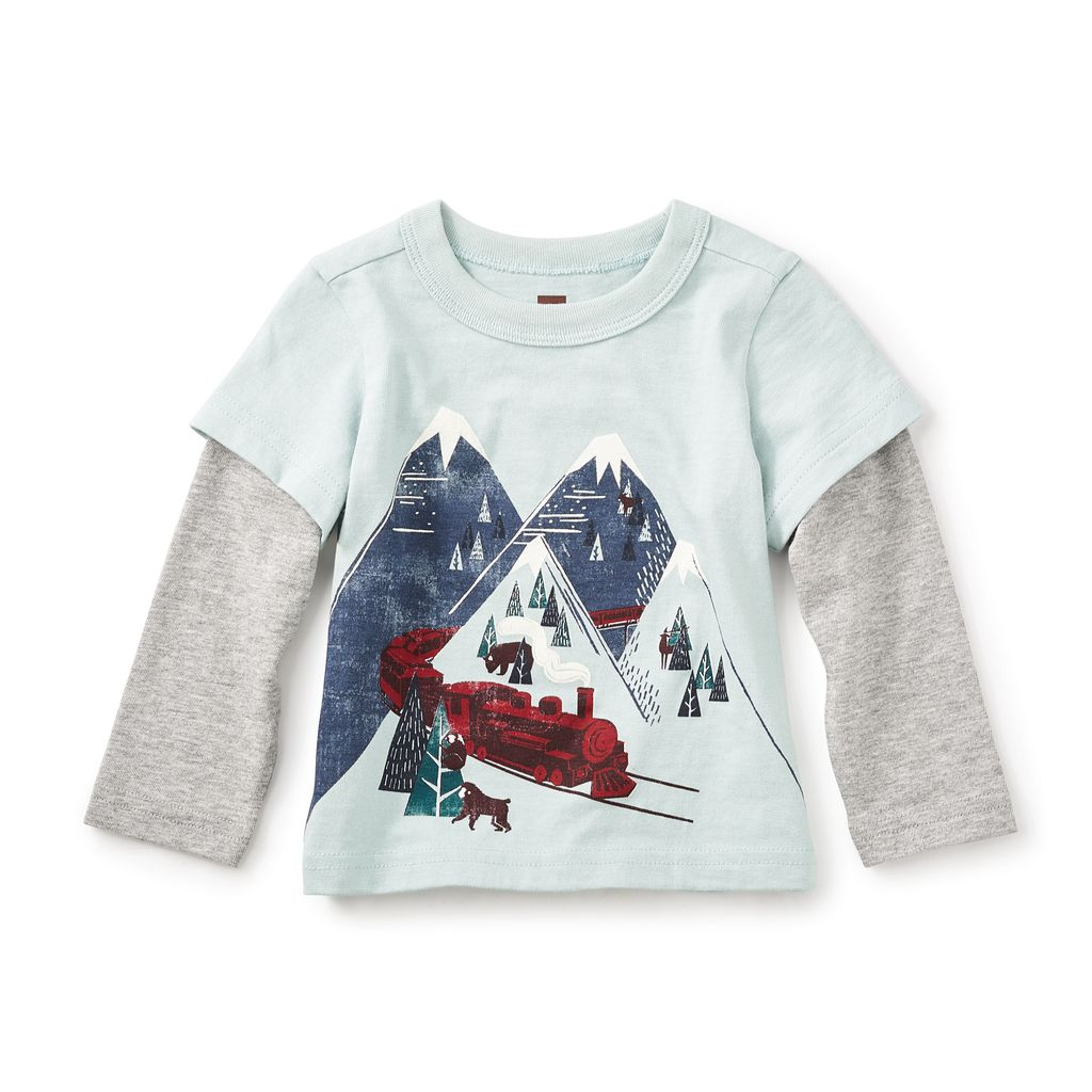 little boy tea collection hikari graphic baby tee