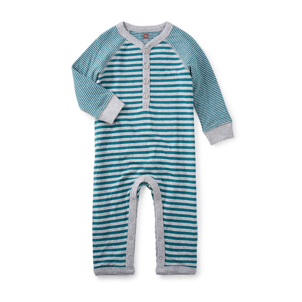 little boy tea collection ichiro henley romper