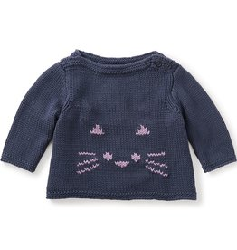 little girl tea collection fuwafuwa baby sweater